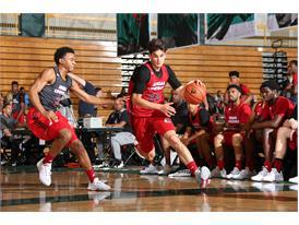 Kobe Paras AdidasUprising Day1
