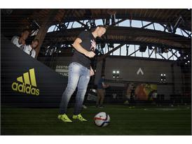 Mika Vayrynen - adidas Be The Difference LA (1)