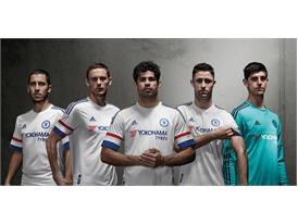 adidas take inspiration from the archive with new Chelsea FC away kit for the 2015/16 season