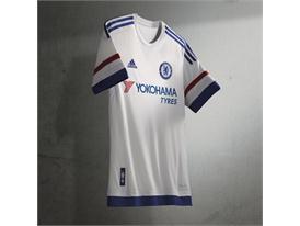 Chelsea Away Shirt 3