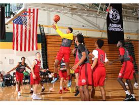 James Banks AdidasUprising Day3