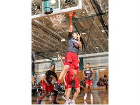 Jordan Usher AdidasUprising Day3