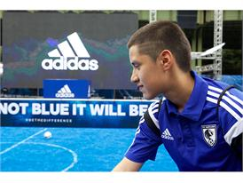 adidas Hosts Chelsea FC in NYC 1