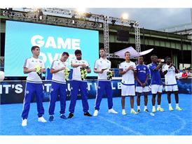 adidas Hosts Chelsea FC in NYC 5