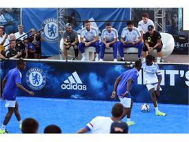 adidas Hosts Chelsea FC in NYC 7