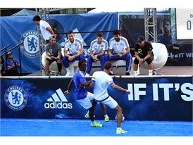adidas Hosts Chelsea FC in NYC 10