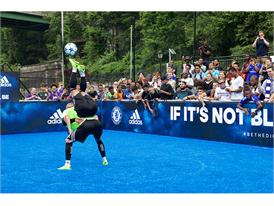 adidas Hosts Chelsea FC in NYC 17