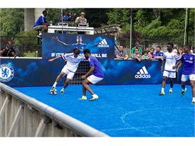 adidas Hosts Chelsea FC in NYC 21