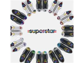 adidas Originals by Pharrell Williams – Supershell – Artwork Collection- 1 pack