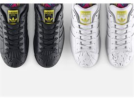 adidas Originals by Pharrell Williams - Supershell - Artwork Collection Zaha Hadid