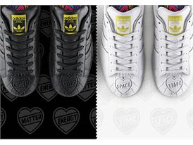 adidas Originals by Pharrell Williams - Supershell - Artwork Pharrell Williams