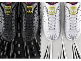 adidas Originals by Pharrell Williams - Supershell - Sculpted - Zaha Hadid 2 pack