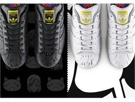 adidas Originals by Pharrell Williams - Supershell - Sculpted - MR 2 PACK