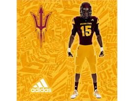 ASU adidas Football Home Front