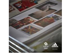 adidas - Olympic annnouncement - design process