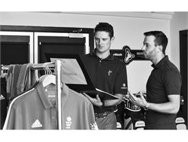 adidas - Olympic announcement - Justin Rose