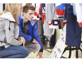 adidas - Olympic announcement - Max Whitlock and Laura Trott