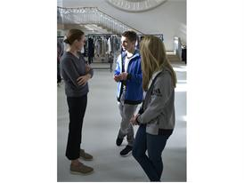 adidas - Olympic announcement - Max Whitlock, Laura Trott, and Stella McCartney