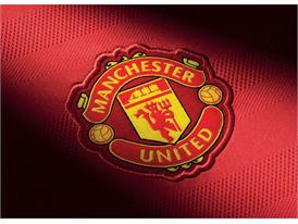 Manchester United 2015/16 Home Kit 2