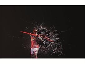 Manchester United 2015/16 Home Kit 5