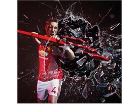 Manchester United 2015/16 Home Kit 21