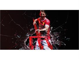 Manchester United 2015/16 Home Kit 25