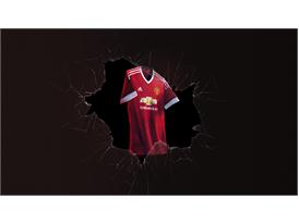 Manchester United 2015/16 Home Kit 26