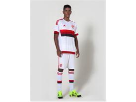 Segundo uniforme Flamengo
