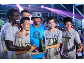 adidas Derrick Rose íºTake on Summerí¿ in Shanghai 3