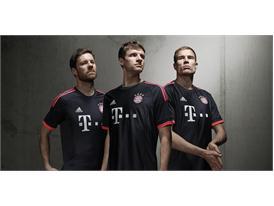 FC Bayern Third Kit