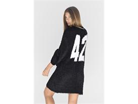 adidas Originals by Jeremy Scott FW15 Q3 WOMENS FUZZY SWEATER IMAGE