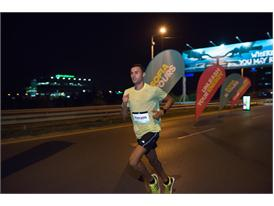 Mitko Tsenov @ night run in Sofia