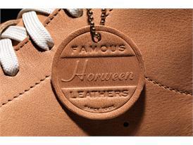 adidas Horween StanSmith Detail Logo