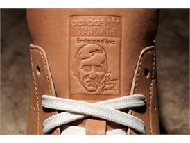 adidas Horween StanSmith Detail Tongue