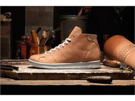 adidas Horween StanSmithMid Profile