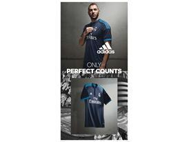 Real Madrid Athlete Third Benzema V