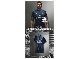 Real Madrid Athlete Third James V