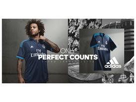 Real Madrid Athlete Third Marcelo H