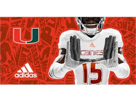 Miami 305Ice adidas Gloves