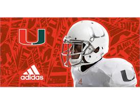 Miami 305Ice adidas Helmet