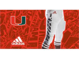 Miami 305Ice adidas Pant