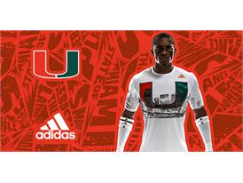 Miami 305Ice adidas Pre-gameShirt