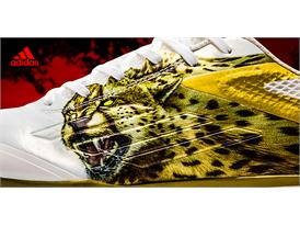 adidas Baseball Uncaged Cheetah - Details