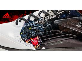 adidas Baseball Uncaged Panther - Details