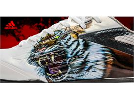 adidas Baseball Uncaged Tiger - Details