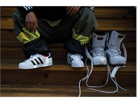 adidas Snowboarding Superstar SNOW BOOT 2