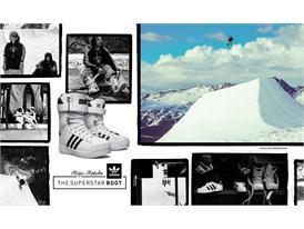 Superstar BOOT: Die Ikone für Snowboarder