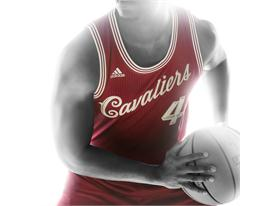 Christmas Day Jersey 2015 Cavaliers 2
