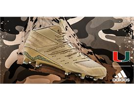 adidasFooball DarkOps Tan Freak Side
