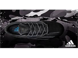 adidas Fooball DarkOps Black adizero Top